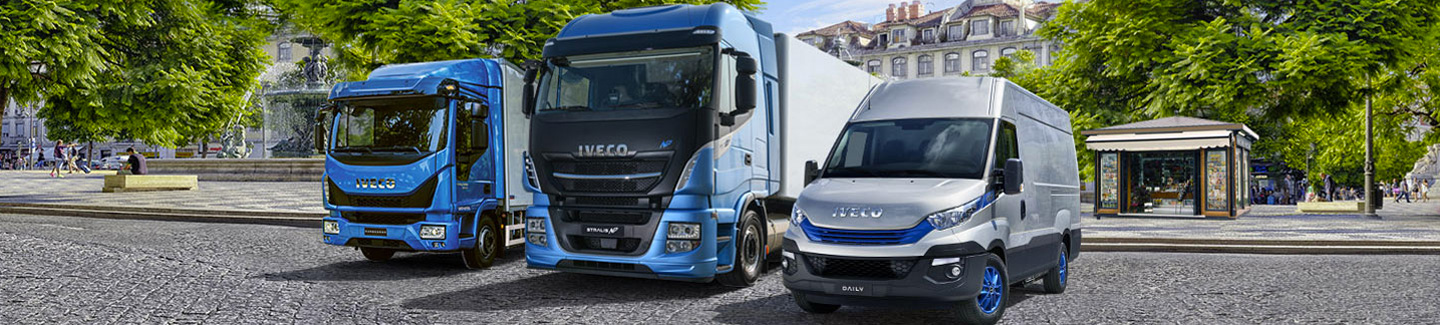 Технология Iveco Natural Power