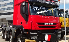 IVECO AT380T56 БАЛЛАСТНЫЙ ТЯГАЧ